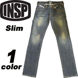 【あすつく対応】INSP,インスピ,デニム,sale●Slim DENIM IN10128|surfer