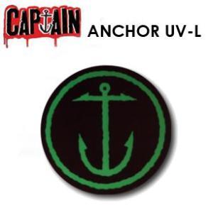 【あすつく対応】CAPTAIN FIN,キャプテンフィン,ステッカー●CFST-AJ-L CAPTAIN FIN STICKER UV-L|surfer