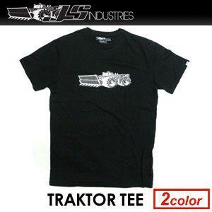 【あすつく対応】JS Industries,ジェイエス,メンズ,Tシャツ●TRAKTOR TEE AB271-200|surfer