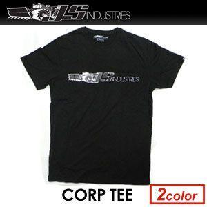 【あすつく対応】JS Industries,ジェイエス,メンズ,Tシャツ●CORP TEE AB271-201|surfer
