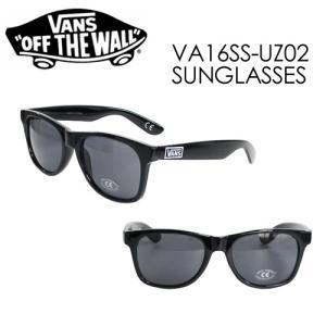 VANS バンズ サングラス ウェリントン/SUNGLASSES SPICOLI 4 SHADE VA16SS-UZ02|surfer