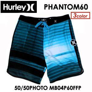 【あすつく対応】Hurley,ハーレー,ボードショーツ,サーフトランクス,水着●PHANTOM60 50/50PHOTO MB04P60FFP|surfer