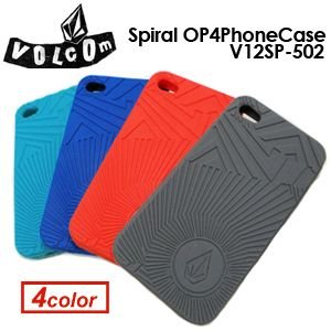 あすつく Volcom ボルコム アクセサリー iPhoneケース sale/Spiral OP4PhoneCase V12SP-502|surfer