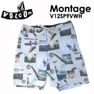 Volcom,ボルコム,ボードショーツ,サーフトランクス,水着,sale●Montage V12SP9VWH|surfer