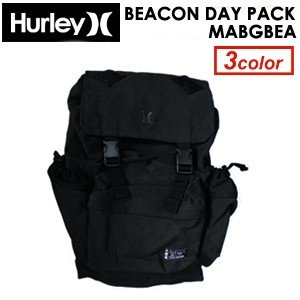 Hurley,ハーレー,バックパック,リュック●BEACON DAY PACK MABGBEA|surfer