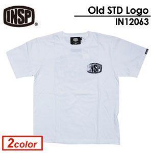 INSP,インスピ,Tシャツ●Old STD LogoS/Stee IN12063|surfer