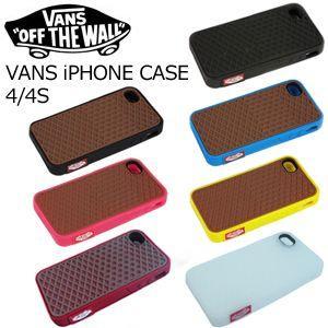 あすつく VANS バンズ iPhone ブランド 携帯カバー iPhone4 4S対応 sale/VANS iPHONE CASE|surfer