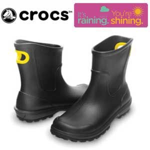 CROCS,クロックス,長靴,レインブーツ●CROCS wellie rain boot ウェリー メンズ レインブーツ|surfer