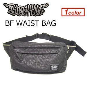 BLACK FLY,ブラックフライ,バッグ,リュック,ウエストポーチ●BF Waist bag ウエストバッグ|surfer