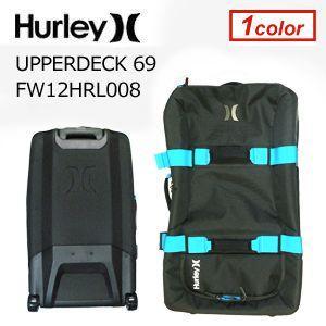 Hurley,ハーレー,バック,キャスターバック,旅行,トリップ●UPPERDECK 69 FW12HRL008|surfer