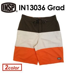 INSP,インスピ,ボードショーツ,サーフトランクス,水着,sale●IN13036 Grad|surfer