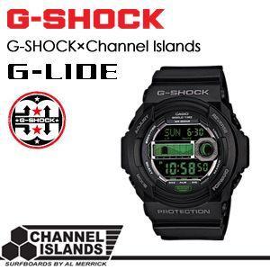 G-SHOCK G−ショック CHANNELISLANDS AL MERRICK アルメリック カシオ 時計 ウォッチ 30周年記念/GLX-150CI-1JR|surfer