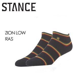 あすつく STANCE スタンス STANCE SOCKS ソックス 靴下/ZION LOW-RAS surfer