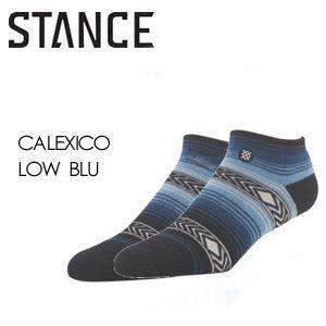 STANCE スタンス STANCE SOCKS ソックス 靴下/CALEXICO LOW-BLU surfer