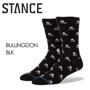 STANCE,スタンス,STANCE,SOCKS,ソックス,靴下●BULLINGDON-BLK|surfer