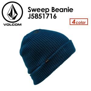 Volcom,ボルコム,キャップ,帽子,ニット,ビーニー,sn17●Sweep Beanie J5851716|surfer
