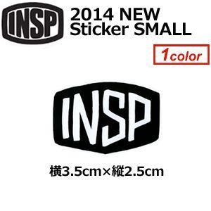 INSP,インスピ,ステッカー●2014 NEW Sticker SMALL W35mm|surfer