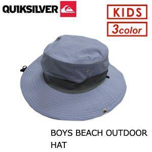QUIKSILVER,クイックシルバー,サーフハット,子供用,紫外線●BOY BEACH OUTDOOR HAT KSA141751|surfer
