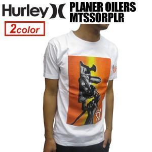 Hurley,ハーレー,Tシャツ,14su,sale●PLANER OILERS MTSSORPLR surfer