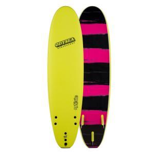 【送料無料】ODYSEA,オディシー,ファンボード,CATCHSURF,キャッチサーフ,ソフトボード●LOG 7.0 Try-fin|surfer|05