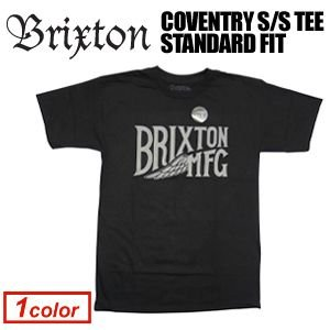 BRIXTON ブリクストン Tシャツ/COVENTRY S/S STANDARD FIT TEE|surfer