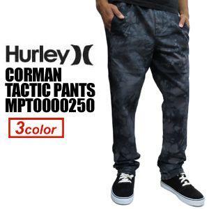Hurley ハーレー ボトムス コットンパンツ チノパン 14fa/CORMAN TACTIC PANTS MPT0000250|surfer