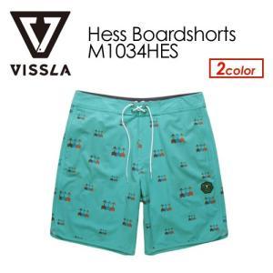 【あすつく対応】VISSLA,ヴィスラ,ビスラ,水着,ボードショーツ●Hess Boardshorts M1034HES|surfer
