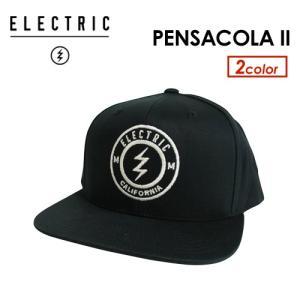 正規代理店 ELECTRIC エレクトリック サングラス CAP キャップ 帽子/PENSACOLA II HAT|surfer