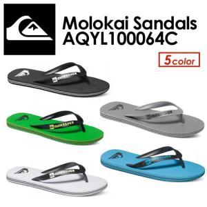 QUIKSILVER,クイックシルバー,メンズ,サンダル,ビーチサンダル,16●Mens Molokai Sandals QSD161064C|surfer