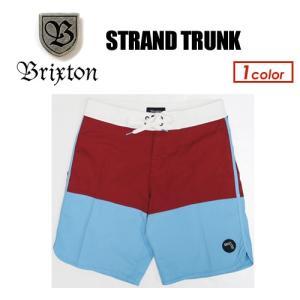 【あすつく対応】BRIXTON,ブリクストン,水着,ボードショーツ●STRAND TRUNK|surfer