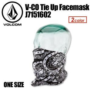 Volcom,ボルコム,ネックウォーマー,フェイスマスク,ニット,スノー,スキー,防寒●V-CO Tie Up Facemask J7151602|surfer