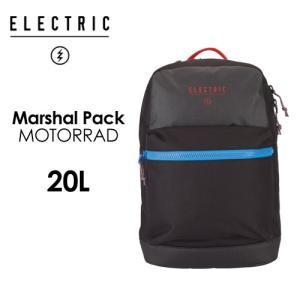 送料無料 正規代理店 ELECTRIC エレクトリック バックパック リュック/ELECTRIC MARSHAL PACK|surfer