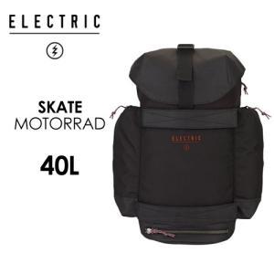 送料無料 正規代理店 ELECTRIC エレクトリック バックパック リュック/ELECTRIC SKATE BACKPACK|surfer