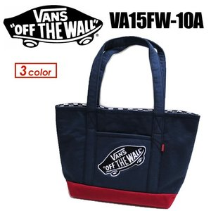 VANS バンズ バック トート 鞄 15fw●Vans スウェット トートバッグ VA15FW-10A|surfer