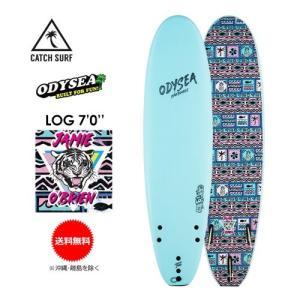 【送料無料】CATCHSURF,キャッチサーフ,ODYSEA,ファン,ソフトボード,プロシリーズ●JOB LOG 7.0 Try-fin|surfer