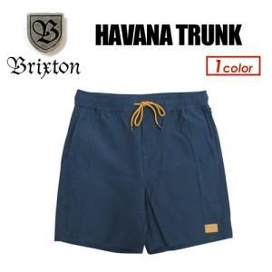 BRIXTON ブリクストン ボードショーツ サーフトランクス 水着 水陸両用 16sp●HAVANA TRUNK|surfer