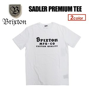 BRIXTON ブリクストン Tシャツ 16sp●SADLER PREMIUM TEE|surfer