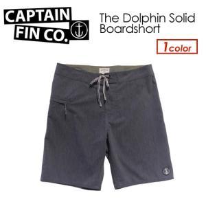 【あすつく対応】CAPTAINFIN キャプテンフィン ボードショーツ サーフトランクス 水着●The Dolphin Solid Boardshort|surfer