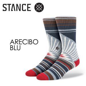 STANCE,スタンス,STANCE,SOCKS,ソックス,靴下●ARECIBO-BLU|surfer