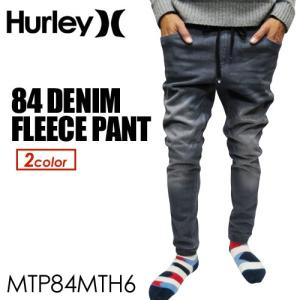 Hurley,ハーレー,ジーンズ,デニム,イージーパンツ,ジョガーパンツ,16ho●84 DENIM FLEECE PANT MTP84MTH6|surfer