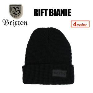 【あすつく対応】BRIXTON,ブリクストン,ビーニー,ニット,CAP,ニット帽,帽子●RIFT BIANIE|surfer