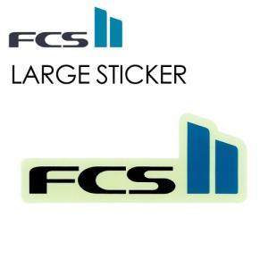 FCS2,エフシーエス2,ステッカー,シールタイプ●FCSII LARGE STICKER|surfer