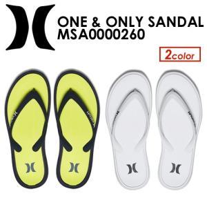 Hurley,ハーレー,サンダル,17su●Hurley ONE&ONLY SANDAL MSA0000260|surfer