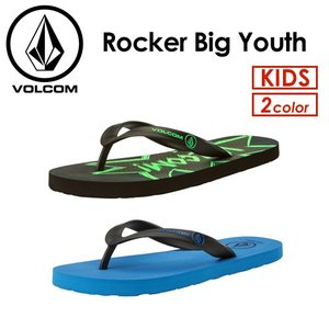 Volcom,ボルコム,キッズサンダル,子供用,ビーチサンダル,17ss●Rocker Big Youth X0811712|surfer