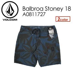 あすつく Volcom ボルコム ボードショーツ サーフトランクス 水着 17sp/Balbroa Stoney 18 A0811727|surfer