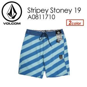 あすつく Volcom ボルコム ボードショーツ サーフトランクス 水着 17sp/Stripey Stoney 19 A0811710|surfer