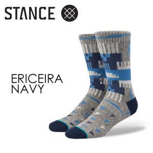 STANCE,スタンス,STANCE,SOCKS,ソックス,靴下●ERICEIRA-NAVY|surfer