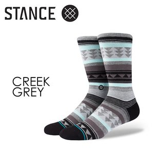 STANCE,スタンス,STANCE,SOCKS,ソックス,靴下●CREEK-GREY|surfer