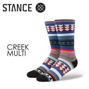 STANCE,スタンス,STANCE,SOCKS,ソックス,靴下●CREEK-MULTI|surfer