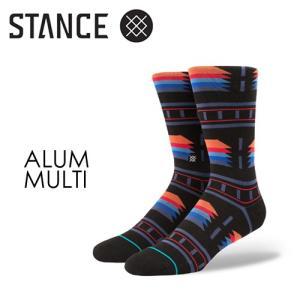 STANCE,スタンス,STANCE,SOCKS,ソックス,靴下●ALUM-MULTI|surfer